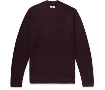 Duncan Textured Wool-Blend Sweater
