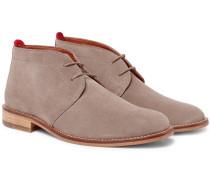 Baxter Suede Desert Boots