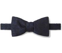 Self-Tie Polka-Dot Silk-Jacquard Bow Tie