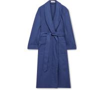 Cotton-Twill Robe
