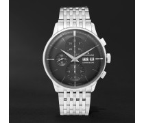 Meister Chronoscope 40mm Stainless Steel Watch, Ref. No. 27432445