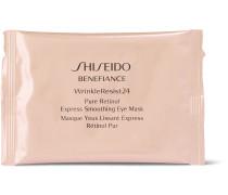 Benefiance WrinkleResist24 Pure Retinol Express Smoothing Eye Mask x 12