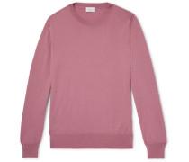 Slim-Fit Wool Sweater