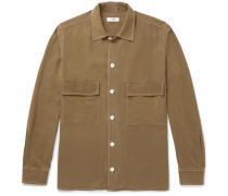 Egon Brushed-silk Shirt