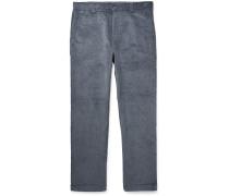 Stretch-Cotton Corduroy Trousers