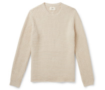 Junction Ribbed Cotton Sweater