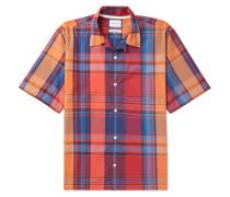 Carsten Checked Cotton Shirt