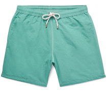 Mid-length Swim Shorts
