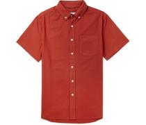 Esquina Button-down Collar Cotton Oxford Shirt