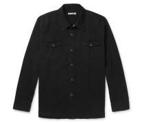 New Frontier Western Denim Shirt