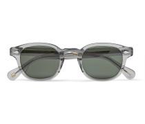 Lemtosh Round-frame Acetate Sunglasses