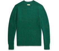 Umash Mélange Shetland Wool Sweater