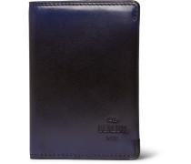 New Wave Ideal Leather Bifold Cardholder - Black