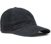 Cotton-corduroy Cap