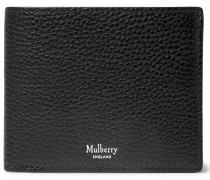 Full-grain Leather Billfold Wallet - Black