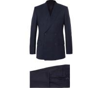 Harry's Navy Super 120s Wool Suit