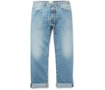 Lilly Selvedge Denim Jeans