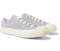 Chuck 70 Herringbone Canvas Sneakers