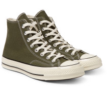 1970s Chuck Taylor All Star Canvas High-top Sneakers