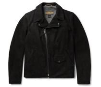 Perfecto Suede Biker Jacket