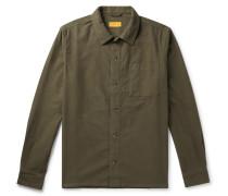 Alessandro Cotton-Flannel Shirt