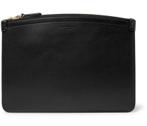 Duke Leather Pouch - Black