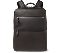 Meisterstück Leather Backpack - Gray