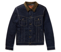 + Jean Shop Tequila's Statesman Blanket-lined Selvedge Denim Jacket