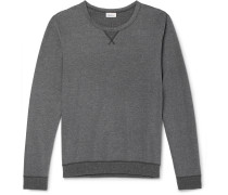 Hugo Mélange Cotton-jersey Sweatshirt