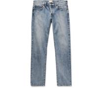 Selvedge Denim Jeans - Blue