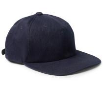 Cotton-blend Twill Baseball Cap