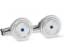 Horlogerie Stainless Steel Cufflinks
