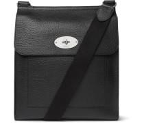 Antony Full-Grain Leather Messenger Bag