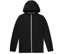 Hector Nylon-Blend Shell Hooded Jacket