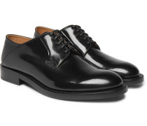 + Church's Collapsible-heel Polished-leather Derby Shoes