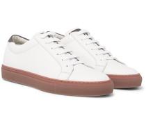 Apollo Full-grain Leather Sneakers