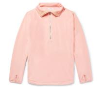 Fleece Half-zip Sweatshirt
