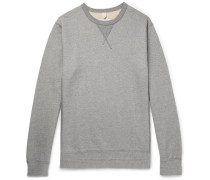 Loopback Cotton-jersey Sweatshirt - Gray