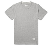 Standard Issue Cotton-jersey T-shirt - Gray