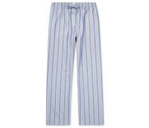 Artic Striped Cotton Pyjama Trousers