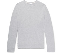 Stretch-Pima Cotton Sweatshirt