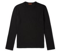 Luigi Wool-Blend T-Shirt