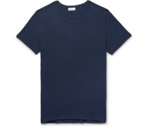 Lorenz Slim-fit Stretch Cotton And Modal-blend T-shirt