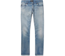 Stretch-denim Jeans - Light blue