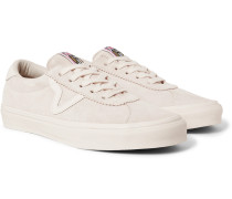 Epoch Sport Lx Leather-trimmed Suede Sneakers
