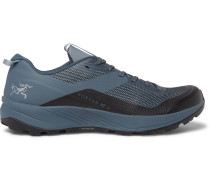 Norvan VT 2 Mesh and Rubber Running Sneakers