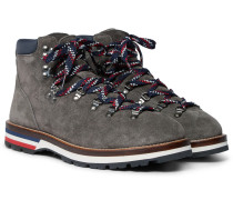 Peak Nubuck Hiking Boots - Light gray