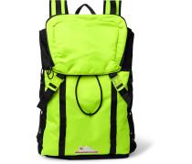 Equipment Neon Nylon Backpack