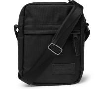 The One Canvas Messenger Bag - Black