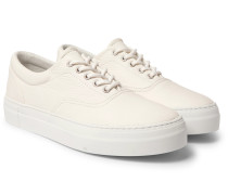 Iseo Full-Grain Leather Sneakers